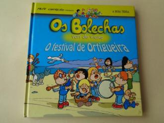 Os Bolechas van de viaxe. O festival de Ortigueira - Ver os detalles do produto