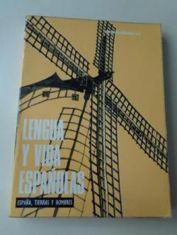 Ver os detalles de:  Lengua y vida españolas. España, tierras y hombres