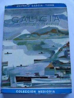 Ver os detalles de:  Galicia, caminos literarios