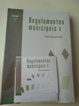 Regulamentos municipais I. Libro + CD - Ver los detalles del producto
