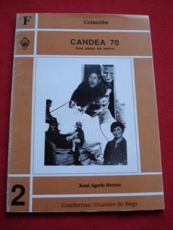 Ver os detalles de:  Candea 70 (tres pezas de teatro)