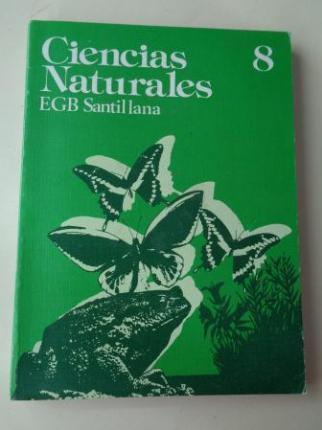 Ciencias Naturales 8º EGB (Santillana, 1977) - Ver los detalles del producto