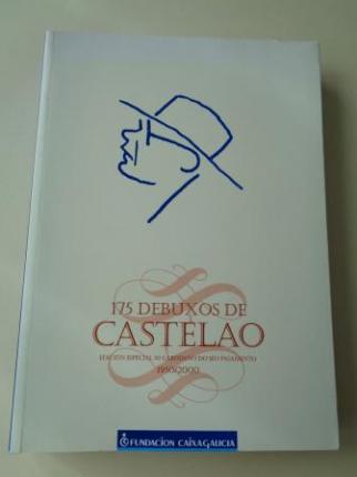 175 dibuxos de Castelao. Edición especial 50 cabodano do seu pasamento. 1950-2000 - Ver los detalles del producto