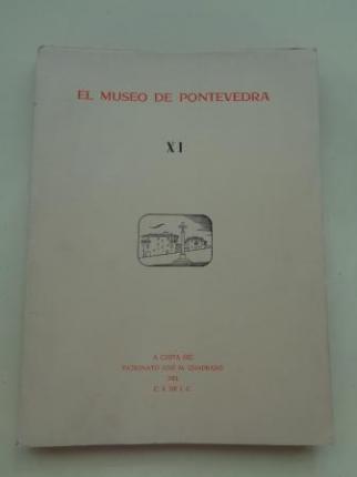 EL MUSEO DE PONTEVEDRA, XI (1957) - Ver los detalles del producto