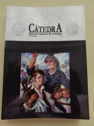 CÁTEDRA. Revista eumesa de estudios. Pontedeume. Nº 16. Xuño 2009 - Ver los detalles del producto