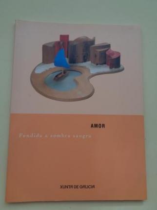 JOSÉ ANTONIO FERNÁNDEZ AMOR. Fendida a sombra sangra. Catálogo Exposición, Galicia 2004 - Ver os detalles do produto