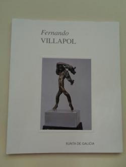 Ver os detalles de:  FERNANDO VILLAPOL. Catálogo de esculturas