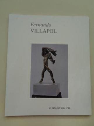 FERNANDO VILLAPOL. Catálogo de esculturas - Ver os detalles do produto