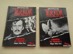 Ver os detalles de:  Cuentos de terror I y II