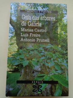 Ver os detalles de:  Guía das árbores de Galicia