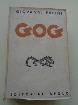 Gog - Ver os detalles do produto