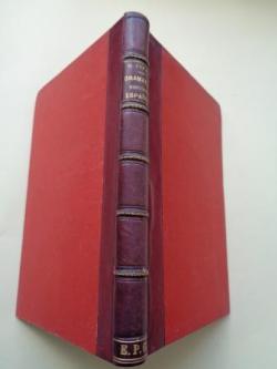 Ver os detalles de:  Manual Elemental de Gramática Histórica Española