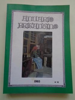 Ver os detalles de:  ANUARIO BRIGANTINO, Nº 6 - 1983