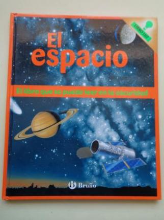 El espacio. El libro que se puede leer en la oscuridad - Ver los detalles del producto