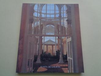 ROGELIO PUENTE (1936-1996). Óleos e debuxos. Catálogo Exposición Casa da Parra, Santiago de Compostela, 1997 - Ver los detalles del producto