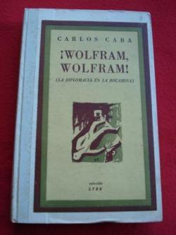 Ver os detalles de:  ¡Wolfram, wolfram!