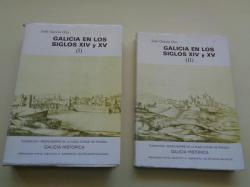Ver os detalles de:  Galicia en los siglos XIV y XV. 2 tomos