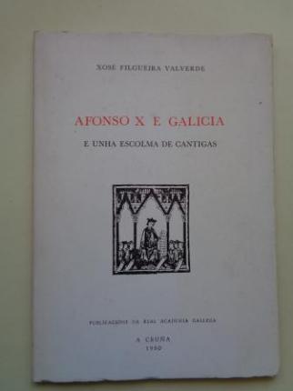 Afonso X e Galicia e unha escolma de cantigas - Ver os detalles do produto