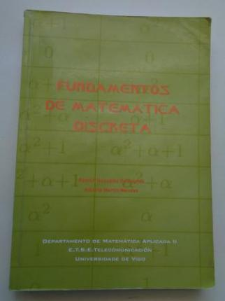 Fundamentos de Matemática Discreta  - Ver os detalles do produto