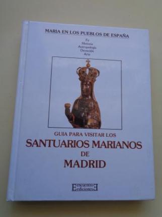 Guía para visitar los santuarios marianos de Madrid - Ver os detalles do produto