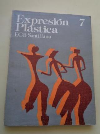 Expresión Plástica 7 EGB (Santillana, 1977) - Ver los detalles del producto
