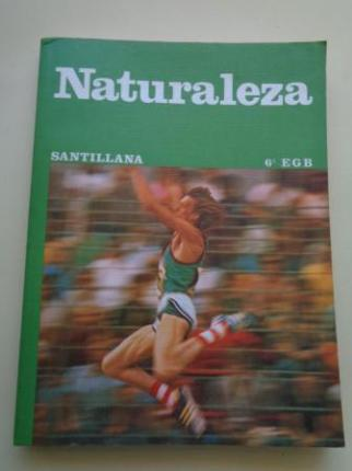 Naturaleza 6º EGB (Santillana, 1980) - Ver los detalles del producto