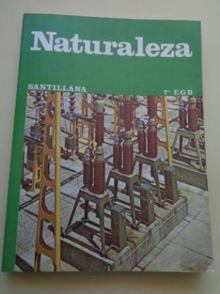 Naturaleza 7º EGB (Santillana, 1980) - Ver os detalles do produto