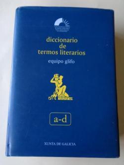 Ver os detalles de:  Diccionario de termos literarios a-d (En galego)