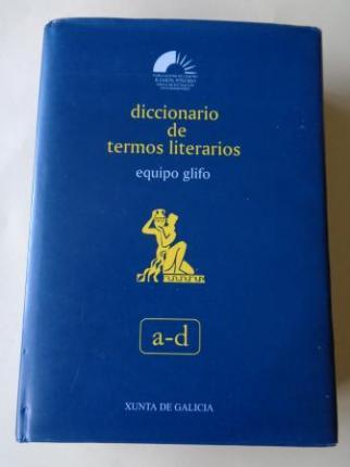 Diccionario de termos literarios a-d (En galego) - Ver los detalles del producto