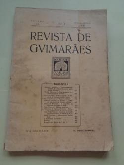Ver os detalles de:  REVISTA DE GUIMARÂES. Outubro - Dezembro 1941 (Vol. LI - Nº 4)