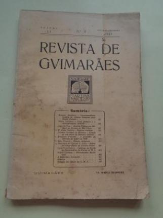 REVISTA DE GUIMARÂES. Outubro - Dezembro 1941 (Vol. LI - Nº 4) - Ver os detalles do produto