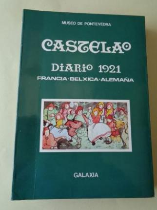 Diario 1921 Francia-Bélxica-Alemaña - Ver los detalles del producto