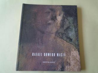 RAFAEL ROMERO MASIÁ. Catálogo Exposición, Casa da Parra, Santiago de Compostela, 1999 - Ver los detalles del producto