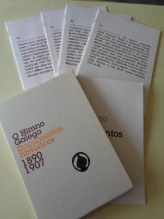O Himno Galego. Documentos históricos 1890-1907 - Ver los detalles del producto