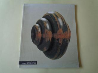 MANUEL PATINHA. `Mitra´. Catálogo Exposiçâo Lisboa, 2000 - Ver los detalles del producto