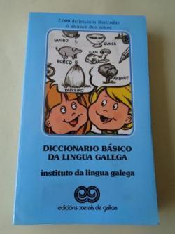 Ver os detalles de:  Dicionario básico da lingua galega (1986)