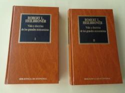 Ver os detalles de:  Vida y doctrina de los grandes economistas. 2 tomos