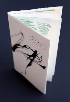 As follas da memoria | 2018 Libro de artista de exemplar único - Ver os detalles do produto