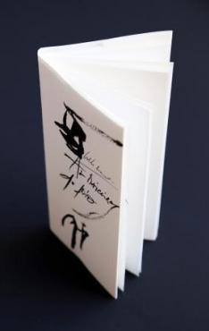 Ver os detalles de:  As raiceiras do frío | 2020 Libro de artista de exemplar único