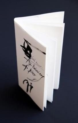As raiceiras do frío | 2020 Libro de artista de exemplar único - Ver os detalles do produto