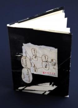 Ver os detalles de:  Monólogo do calígrafo | 2015 Libro de artista de exemplar único