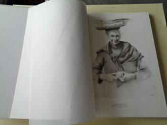 Dibujos / Drawings - 36 dibujos a toda página (40 x 30 cm) - Ver os detalles do produto