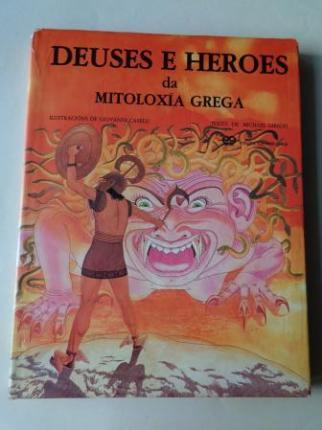 Deuses e heroes da mitoloxía grega - Ver los detalles del producto