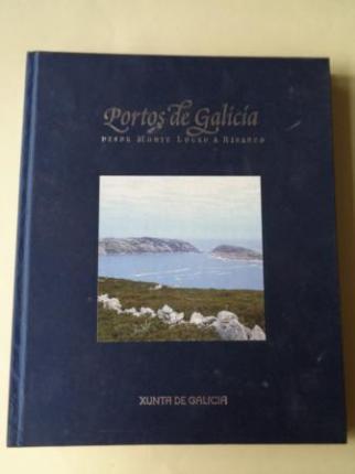 Portos de Galicia desde Monte Louro a Ribadeo (Texto en español) - Ver los detalles del producto