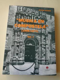 Ver os detalles de:  Música en Compostela (1958-1974). Volumen I
