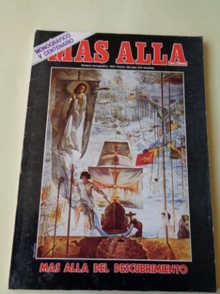 Revista Más Allá de la Ciencia. Número monográfico V Centenario, 1992: Más allá del Descubrimiento - Ver os detalles do produto