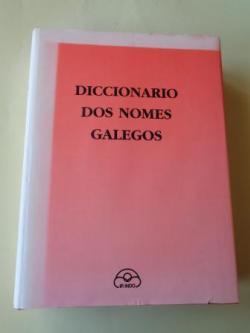 Ver os detalles de:  Diccionario dos nomes galegos