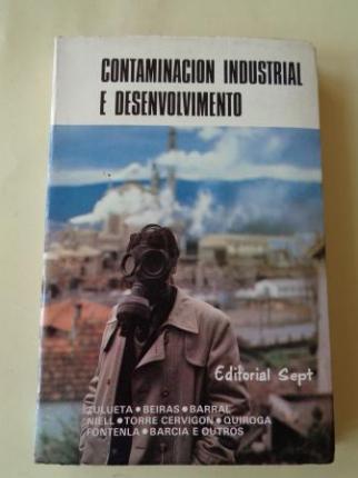 Contaminación industrial e desenvolvemento (Mesa redonda, Pontevedra, 1974) - Ver os detalles do produto