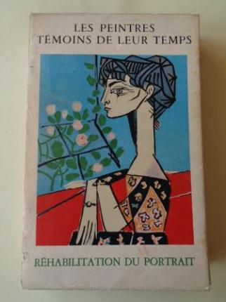 Les peintres témons de leur temps. Rehabilitation du portrait. Musée Galliera, Paris 1956 - Ver os detalles do produto