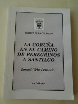 Ver os detalles de:  La Coruña en el camino de peregrinos a Santiago